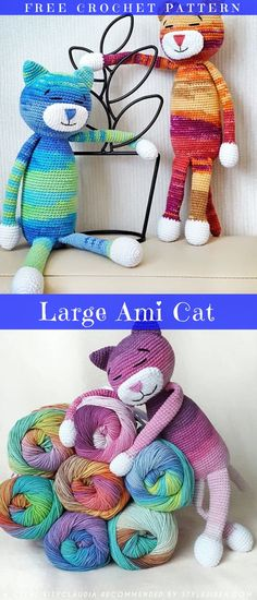 The Best of Amigurumi Free Patterns | Best 10 Diy