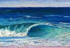 Pastel paintings ocean waves - Bing Images