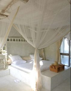 Simple yet Beautiful and Cool Bedroom Design for the Tropics