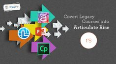 Converting Legacy eLearning courses to Articulate Rise – Read Before You Do It  Articulate Rise, the new online authoring tool, is gaining momentum since it has been launched. It can be a major player in driving eLearning demand for multi-device/mobile learning in 2017. It carries brand value from its predecessors Storyline and Storyline 2.