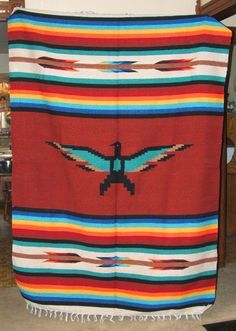 mexican blankets on pinterest seat covers blankets and mexican style. Black Bedroom Furniture Sets. Home Design Ideas
