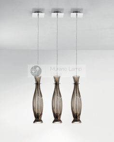 """Lampadario in Vetro di Murano """"Bella Venezia"""" Suspension in murano glass.  #murano #glass #chandelier #suspensions smokedcolor #originalmurano #muranolampstore"""