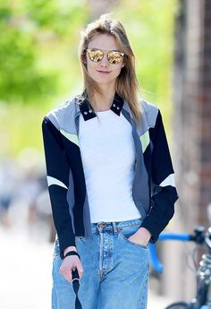 Meet the It Sunglasses of Summer (and How to Get the Look for Less) via @WhoWhatWear