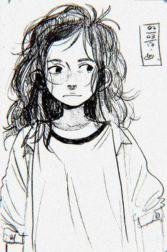 drawings of quotes Pretty Art, Cute Art, Art Inspo, Arte Sketchbook, Character Design Inspiration, Aesthetic Art, Cartoon Art, Cute Drawings, Art Tutorials