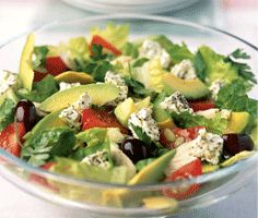 Nutrition / Chicken Avocado Salad