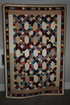 A Little Bit Biased: Mystery Quilt