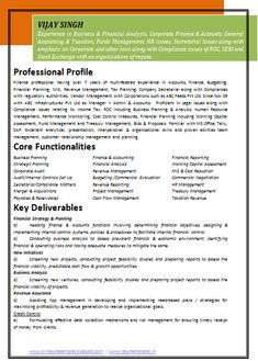 good resume format for experienced accountant http www