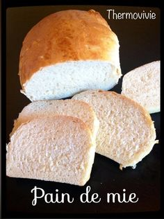 Sandwich Recipes 464785624022880688 - Pain de mie au thermomix Source by christelleescor Homemade Sandwich Bread, Sandwich Bread Recipes, Thermomix Bread, Thermomix Desserts, Pain Thermomix, My Favorite Food, Favorite Recipes, Cooking Fails, Sandwiches