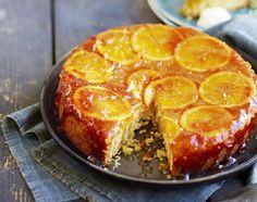 Апельсиновый пирог из песочного теста Этот пирог из песочного теста не только очень вкусный, но и еще и очень красивый! Рецепт напечатан в журнале Джейми Оливера, номер 26. Автор рецепта - Ginny Rolfe, коллега Джейми.
