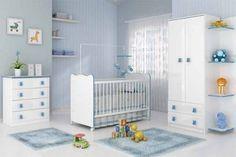 Veja como decorar o quarto de bebê sem gastar muito - Site de Beleza e Moda