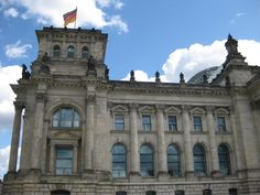 Reichstag Building Berlin : Architecture Information  #Foster #Norman Pinned by www.modlar.com