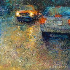 Iris Scott Volkswagen Blue