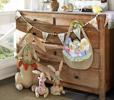 Jumbo Bunny Decor