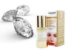 Transformulas Diamond Lift Brightening Complex Skin Diamond, Ageing, Your Skin, Anti Aging, Perfume Bottles, Beauty, Products, Coming Of Age, Beauty Illustration