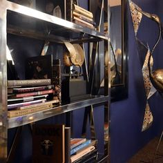 Have you seen our room set which takes its inspiration from Avatar's mythical planet Pandora at @granddesignslive in #birmingham? #granddesignslive #granddesignslive2016 #GDLive #pandora #avatar #unusual #designersatelier #thekaleidoscopecollection #sisalflooring  #crucialtrading #farrowandball #drawingroomblue #nautilus #heronsculpture