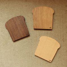 食パンコースター Laser Cutter Projects, Breakfast Set, Create Picture, Wood Crafts, Coasters, Woodworking, Mini, Pictures, Wooden Crafts