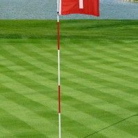 How to play more consistent golf by not focusing on the target when you play a round. Golf Basics, Golf Books, Golf Score, Golf Chipping, Best Golf Courses, Golf Instruction, Golf Channel, Golf Putting, Golf Exercises