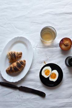 Spelt Croissants by Little Upside Down Cake