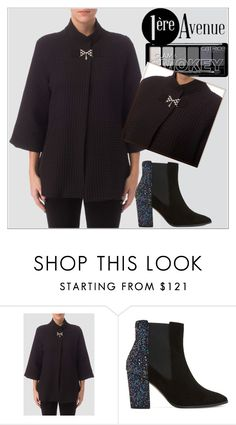 """""""1ere Avenue"""" by deeyanago ❤ liked on Polyvore featuring Joseph Ribkoff, Dune, classy, StreetSyle, premiereavenue and JosephRibkoff"""