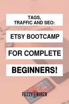 "Now & forever, SEO is the ONLY way for Etsy to figure out what you're selling. If Etsy doesn't understand your shop, they'll never show it to a single customer. (Nor will Google!). Make your shop top the searches & attract more customers! Here's what a bootcamper says: ""Just 12 Days After Taking The Seo Course From Jenni, I've Gone From A 0.3% Conversion Rate To A 2% Conversion Rate…And Still Rising! I Highly Recommend This Course!"" -Abby M., Etsy Shop Owner #etsyshop #etsybusiness…"