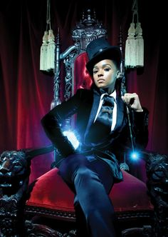 Janelle Monae for president. for emperor of the known universe.