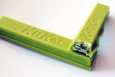 The Shocking Secret of the Green Tea Kit Kat- only candy bar I really like. Really like!