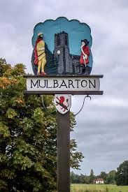 Mulbarton village sign