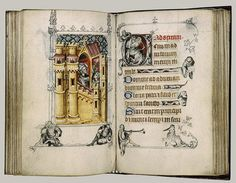 Book of Hours …
