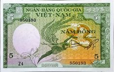 Vietnam - Best of Banknotes Vietnam History, South Vietnam, Hanoi, Vintage World Maps, Asia, Retro, Pictures, Coins, Horror