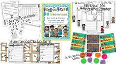 Tales-of-a-First-Grade-Teacher: Back to School Sale!!!!