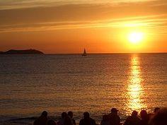 Ibiza - Cafe Del Mar :)
