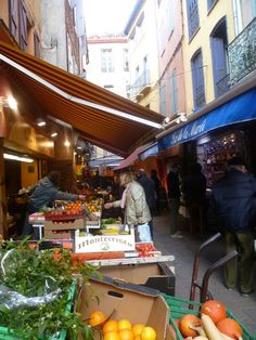 Rue Paratilla, Saint Antonin Noble Val in the Tarn et Garonne