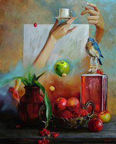 Miroslav Yotov 1977 | Surrealist painter