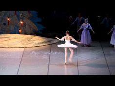 Nutcracker Variations and Coda E. Konobeeva Denis Rodkin Krasnodar Ballet Theatre 4-5-2015 - YouTube