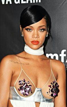 Rihanna for Tom Ford.