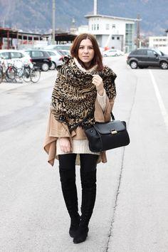 wie is mokka, fashion blog, Tirol Tirolerin, luipaard, dierlijke druk…