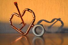 COPPER HEART pen set