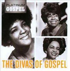 Various - Divas Of Gospel, White