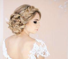 свадебная прическа с косой - Поиск в Google