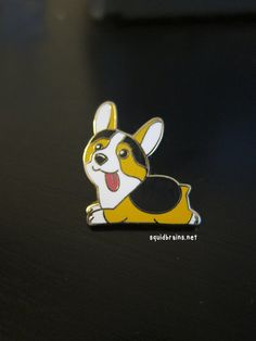 Home & Garden Apparel Sewing & Fabric Temperate Rabbit Puppy Cartoon Brooch For Jeans Dogs Brooches On Backpack Jacket Metal Badge