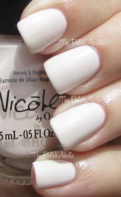 Others Pale By Kim-parison- Nicole by OPI Wel-Kim To My World Collection (Kardashian Kollection)