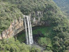 Cachoeira do Caracol - Canela  Rio Grande do Sul - Brazil