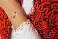 DIY: wish bracelet