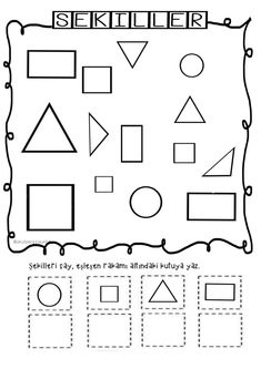 Petite Section, Diagram, Preschool Ideas, Math, Geometric Fashion, Preschool, Shapes, Activities, Vacation
