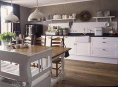 Brocante & Landelijke Woonsfeer, Landelijke keuken - Hyves.nl