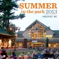 L.L. Bean's Summer in the Park program provides fun events for all ages.