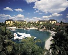 Lowes Royal Pacific Resort at Universal Orlando - beautiful resort!  Would definitely stay here again!