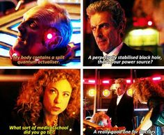 """Doctor Who """"The Husbands of River Song """"  Christmas Special"""