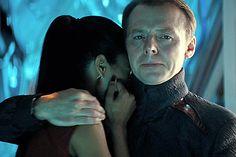 "Lieutenant Commander Montgomery ""Scotty"" Scott / Simon Pegg (Star Trek Into Darkness)"