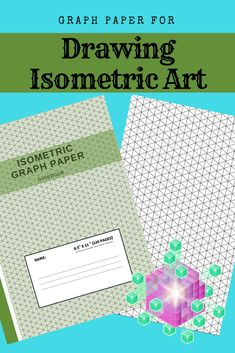 Isometric Graph Paper Notebook : Grid of Equilateral Triangles, Useful for Designs such as Architecture or Landscaping, and planning Printer Projects and Maths Geometry in School Piping Templates, Graph Paper Notebook, Isometric Grid, Educational Supplies, Dark Ink, School Sets, 3d Printer Projects, School Architecture, 3d Design